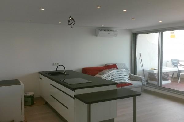 Rénovation appartement après